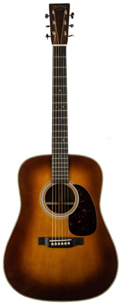 Martin HD 28 Ambertone Re Imagined Guitar
